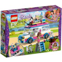 LEGO Friends: Olivia's Mission Vehicle (41333) - Lego Friends Gifts