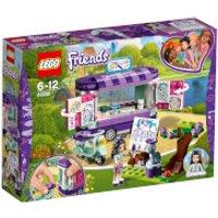 LEGO Friends: Emma's Art Stand (41332) - Lego Friends Gifts