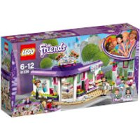 LEGO Friends: Emma's Art Café (41336) - Lego Friends Gifts