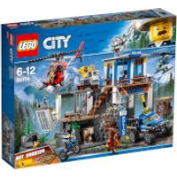 LEGO City Police: Mountain Police Headquarters (60174)