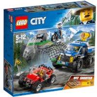 LEGO City Police: Dirt Road Pursuit (60172)