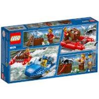 LEGO City: Huida por aguas salvajes (60176)