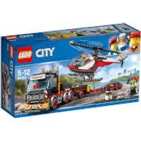 LEGO City Great Vehicles: Heavy Cargo Transport (60183)