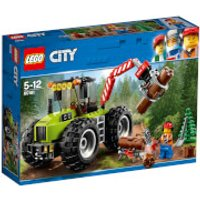 LEGO City Great Vehicles: Forest Tractor (60181) - Tractor Gifts