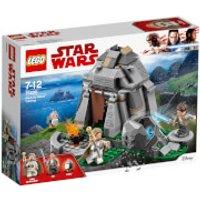 LEGO Star Wars The Last Jedi: Ahch-To Island Training (75200)