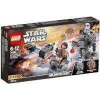 LEGO Star Wars: Ski Speeder vs. First Order Walker Microfighters (75195) - Ski Gifts