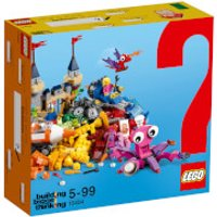 LEGO Classic Anniversary: Oceans Bottom (10404) - Anniversary Gifts