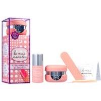 Le Mini Macaron Gel Manicure Kit - Rose Creme