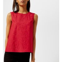 Armani Exchange Broderie Anglaise Top - Lollipop