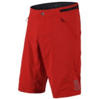 Troy Lee Designs Skyline Shell Shorts - Red - W34 - Red
