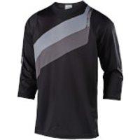 Troy Lee Designs Ruckus Prisma Jersey - Black/Grey - L - Black/Grey