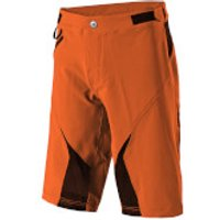 Troy Lee Designs Terrain Shorts - Orange - W30 - Orange