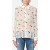 Emporio-Armani-Womens-Shirt-White-IT-42UK-12-White