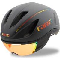 Giro Vanquish MIPS Road Helmet - 2019 - S/51-55cm - Matt Grey Firechrome