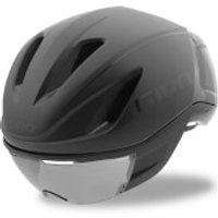Giro Vanquish MIPS Road Helmet - 2019 - S/51-55cm - Matt Black/Gloss Black