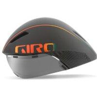 Giro Aerohead MIPS Road Helmet - 2019 - L/59-63cm - Matt Black/Firechrome
