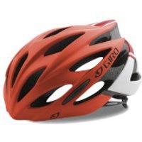 Giro Savant Road Helmet - 2018 - S/51-55cm - Matt Dark Red