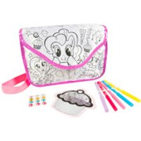 My Little Pony Colour Your Own Bag Craft Set