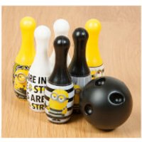 Despicable Me 3 Mini Bowling Set - Bowling Gifts