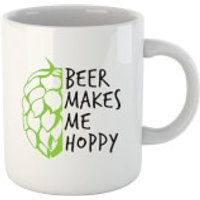 Beershield Beer Makes Me Hoppy Mug - Beer Gifts