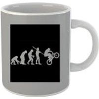 Evolution of BMX Mug