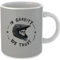 In Gravity we Trust BMX Mug - Bmx Gifts