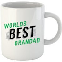 Worlds Best Grandad Mug - Grandad Gifts