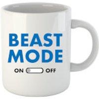 Taza  Beast Mode On