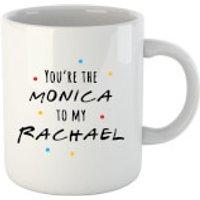 Youre The Monica To My Rachel Mug