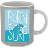 Born to Surf Mug - Surf Gifts