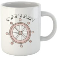 Captain of the Ship Mug