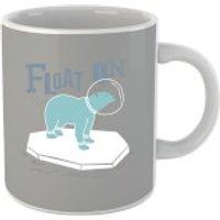 Polar Bear Float On Mug - Polar Bear Gifts