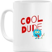 Cool Dude Skateboard Mug
