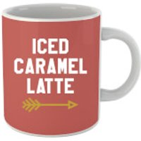 Iced Caramel Latte Mug - Caramel Gifts