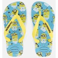Havaianas Kids Minions Flip Flops - Blue - EU 31-32/UK 13 Kids - Blue