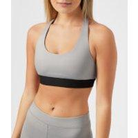 Koral Women's Kingley Sports Bra - Chromium - L - Grey