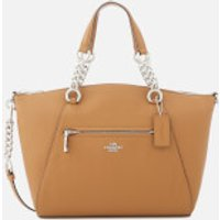 Coach Women's Prairie Satchel - Light Saddle