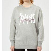 Xmas Women's Sweatshirt - Grey - M - Grey