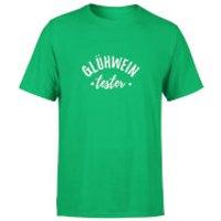Gluhwein Tester T-Shirt - Kelly Green - L - Kelly Green