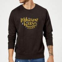International Lebkiuchen Sweatshirt - Black - M - Black