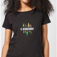 O Denneboom Women's T-Shirt - Black - XS - Black