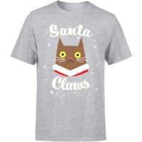 Santa Claws T-Shirt - Grey - XL - Grey