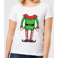 Elf Women's T-Shirt - White - XXL - White - Elf Gifts