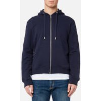 KENZO Men's Icons Hoody - Ink - XL - Blue