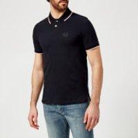 Armani Exchange Men's Tipped Polo Shirt - Navy - M