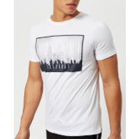 Armani Exchange Mens City T-Shirt - White - M - White