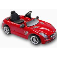 Mercedes SLS AMG 12V Electric Car - Red - Mercedes Gifts