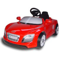 Audi R8 Spyder 12V Electric Car - Red - Audi Gifts