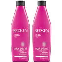 Redken Color Extend Magnetic Shampoo Duo (2 x 300ml)