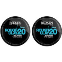 Redken Styling - Rough Clay Duo (2 x 50ml)